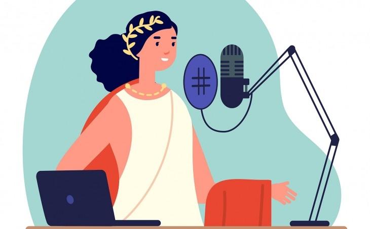 Cada setmana podeu gaudir dels podcasts 'Van fer història' de la revista Petit SÀPIENS